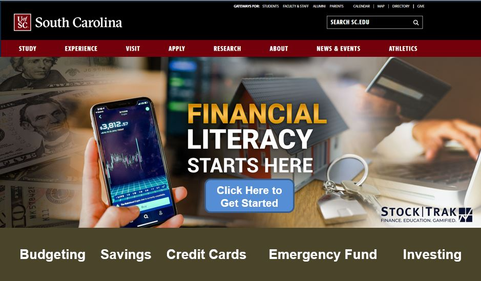 campus wide financial literacy